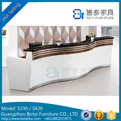 Reception desk S420 S330
