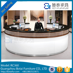 Reception desk RC R360