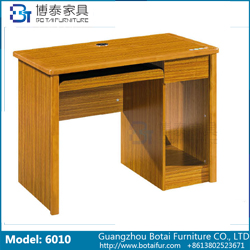 Computer Desk Solid Wood Edge  6010 6010B