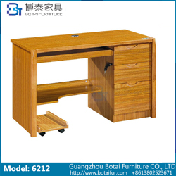 Computer Desk Solid Wood Edge  6212 6212B 6212C 6212D