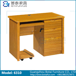 Computer Desk Solid Wood Edge   6310 6310B 6310C